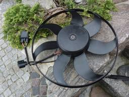 Электровентилятор охлаждения VW SKODA AUDI