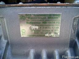 Электровибратор площадочный ИВ-107А