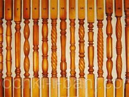 Элементы лестниц. Балясины.