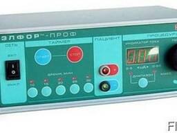 Элфор- Проф аппарат для гальванизации и лекарственного элект