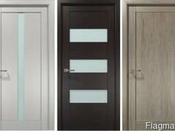 Элитные межкомнатные двери «Папа Карло»