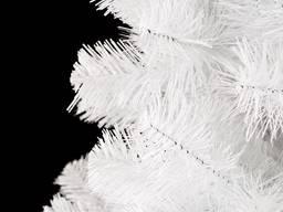 Елка искусственная Белая, пленка 1,5 м.