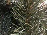 Елка новогодняя зеленая искусственная 1,5 м ПВХ «Сказка» - фото 2