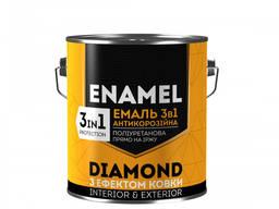 Эмаль антикоррозионная 3 в 1diamond