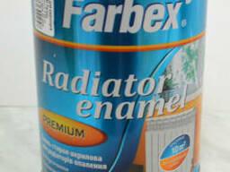 Эмаль для радиаторов Farbex