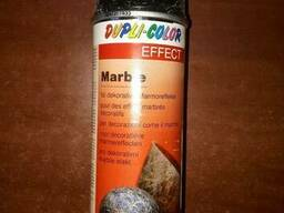 Эмаль эффект черного мрамора Dupli Color