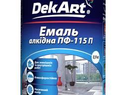 """Эмаль ПФ-115 TM """"DekArt"""" 2, 8 кг"""