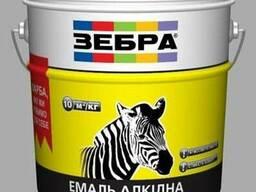 """Эмаль ПФ-116, ПФ-266 и грунт ГФ-021 """"Зебра"""""""