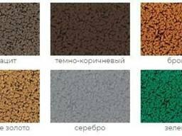 Эмаль по металлу молотковая по ржавчине 2,5л (2,3кг)(344/3М)
