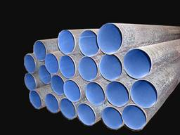 Эмалированные трубы, фитинги от производителя диаметром 27-325