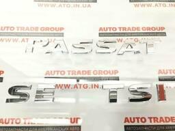 Эмблема надпись Крышки багажника VW Passat B7 USA 1. 8 TSI 2012-2015 USA 561-853-687-A-739
