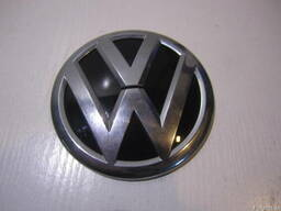 Эмблема Volkswagen Tiguan тигуан задняя 2012-2015 б\у