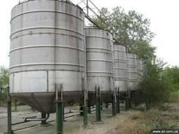 Емкость бочка нержавеющая резервуар нержавеющий 25 м.куб.