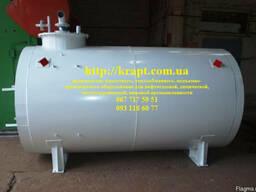 Емкость для хранения нефтепродуктов, для мини АЗС