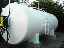 Емкости для топлива - дизеля, бензина, керосина, мазута