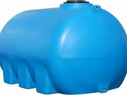 Емкость для воды горизонтальная круглая G - 3000