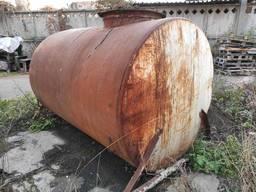 Емкость (ємність) цистерна 2м3