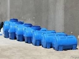 Бочка (емкость) пластиковая для воды от 1000л.