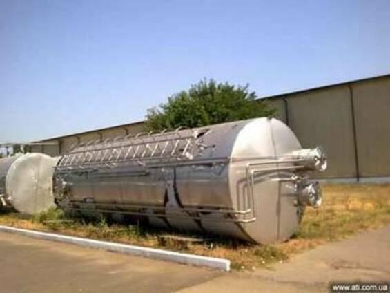Емкость из нержавеющей стали, резервуар, цистерна,бак, бочки