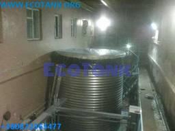 Емкость металлическая горизонтальная ргс 50 м3 цена