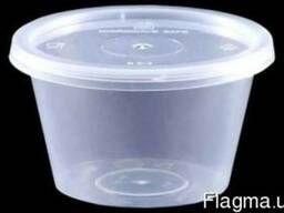 Емкость пластиковая 100 мл (контейнер, судок)