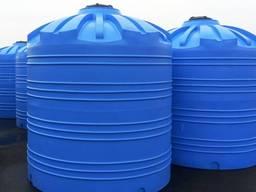 Пластиковая емкость 20.000 литров (двухслойная) Бочка 20 m³