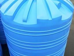 Пластиковая емкость 10.000 литров (двухслойная) Бочка 10 m³