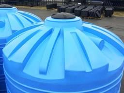 Пластиковая емкость 15.000 литров (двухслойная) Бочка 15 m³ Бесплатная Доставка
