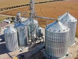 Емкость (силос) для хранения зерновых культур
