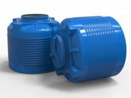 Емкость вертикальная 200 для воды (зебра)