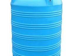 Емкость вертикальная на 1000 литров