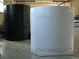 Емкости большого диаметра ПЕ, ПП диаметром 3060-3250 мм