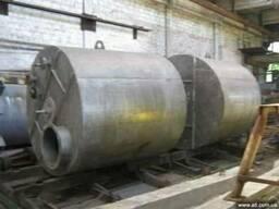 Емкости из нержавеющей стали, биметалла -Куплю.