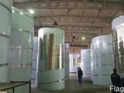 Емкости из нержавеющей стали, ЦКТ, форфасы - фото 4