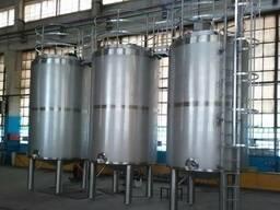 Емкости из нержавеющей стали, ЦКТ, форфасы, баки, резервуары - фото 3