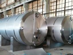 Емкости из нержавеющей стали, ЦКТ, форфасы, баки, резервуары - фото 5