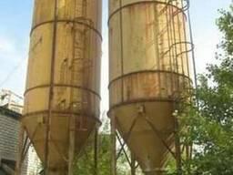 Емкости резервуары силоса