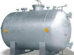 Емкостное оборудование до 4м3 из углеродистой и нержавеющей