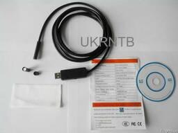 Эндоскоп / Камера (автофокус, подсветка, ф 7мм / кабель 2м)