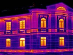 Энергоаудит |Теплоаудит | Обследование тепловизором
