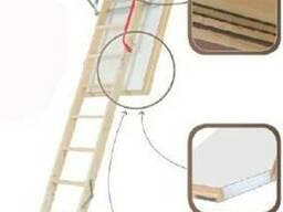 Энергосберигающая чердачная лестница Fakro