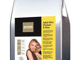 ENOVA Adult Mini Chicken&Rice корм для собак ультра премиум