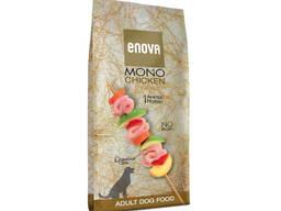 Enova mono chicken корм для собак ультра премиум