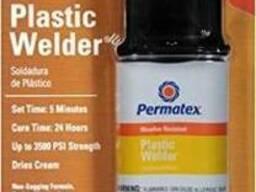 Эпоксидный клей для пластика Permatex