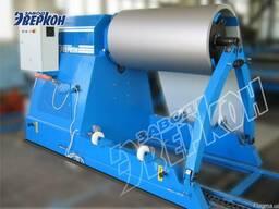 Equipment (machine) for profiled flooring (sheeting) - photo 4