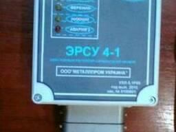 ЭРСУ-4-1 электронный регулятор сигнализатор уровня