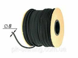 Эспандер- эластичный шнур Ø 8 - 50 метров в защитной. ..
