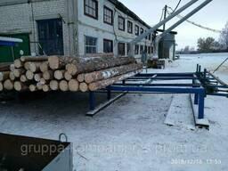 Околостаночная механизация для деревообработки