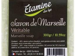 Etamine du Lys Мыло в бруске Марсель бежевое, 300 gr/. ..