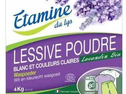 Etamine du Lys стиральный порошок Compactive, 4кг/Lessive. ..
